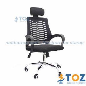 Những lợi ích khi sử dụng ghế xoay văn phòng