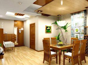 Cách trang trí nội thất chung cư theo cách tân cổ điển