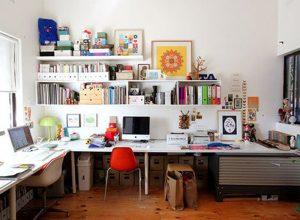 Biến văn phòng làm việc của bạn thành nơi làm việc lý tưởng