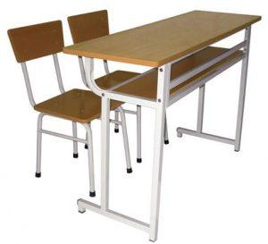 Tiêu chuẩn bàn ghế học sinh tiểu học