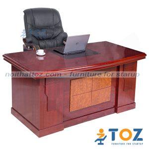 Bàn ghế giám đốc của Nội thất TOZ - Uy thế của người lãnh đạo