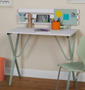 Những cách thiết kế độc đáo cho một bàn làm việc gọn gàng