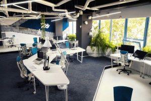 Ý tưởng thiết kế nội thất văn phòng nhỏ