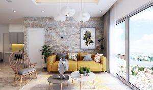 Trang trí nội thất Sofa trong phòng khách của nhà bạn