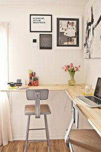 Những mẫu bàn làm việc đa năng cho phòng làm việc tại nhà