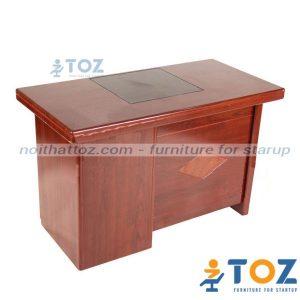 Các mẫu bàn dành cho trưởng phòng giá rẻ, độc đáo tại Nội thất TOZ