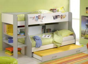 Giường ngủ dành cho các bé vừa tiện nghi lại an toàn
