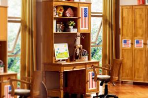 """Mẫu bàn làm việc """"siêu gọn"""" và """"siêu chất"""" sẽ là văn phòng tại nhà lý tưởng"""