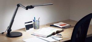 Đèn trang trí bàn làm việc Panasonic gấp gọn