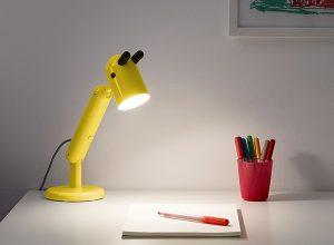 Đèn bàn làm việc IKEA KRUX