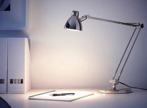 Đèn trang trí bàn làm việc IKEA ANTIFONI