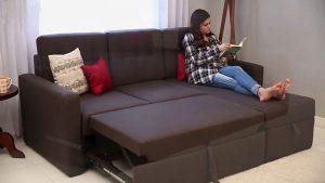 Ghế sofa xếp - Sự lựa chọn thông minh