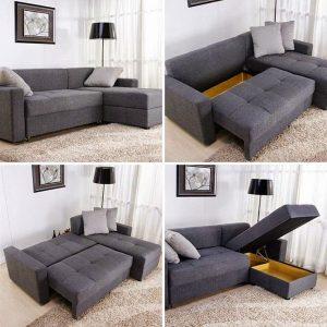 Ghế sofa xếp thông minh