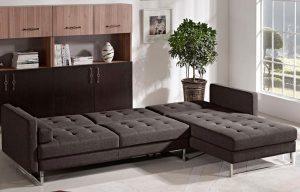 Ghế sofa xếp dài mới lạ