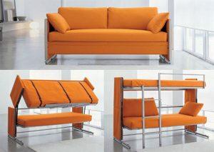Sofa 2 giường linh động