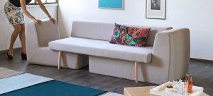 Sofa modular 3 trong 1