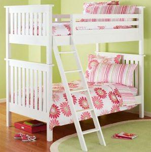 Những mẫu giường tầng sắt cho bé được ưa chuộng nhất