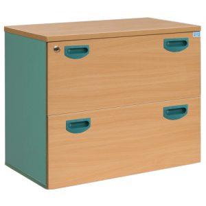 Tủ hồ sơ gỗ TOZ SV802D