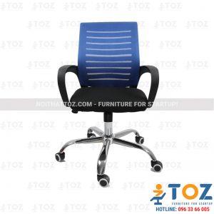 Ghế xoay văn phòng đẹp dành cho nhân viên - 2
