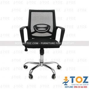 Ghế xoay văn phòng đẹp dành cho nhân viên - 1