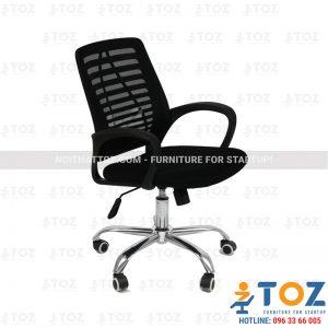 Ghế xoay văn phòng đẹp dành cho nhân viên - 4