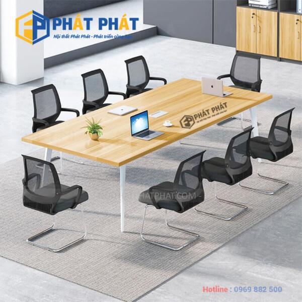 Thoải mái thiết kế không gian với những mẫu bàn ghế văn phòng hiện đại