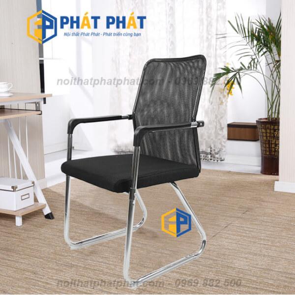 Sử dụng ghế lưới chân quỳ trong các văn phòng hiện đại - 3