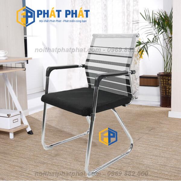 Sử dụng ghế lưới chân quỳ trong các văn phòng hiện đại - 1