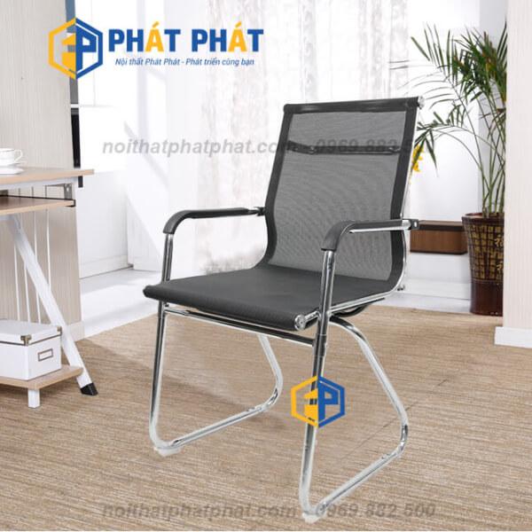 Sử dụng ghế lưới chân quỳ trong các văn phòng hiện đại