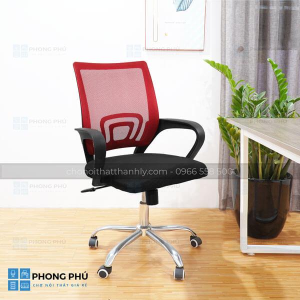 Sử dụng ghế lưới nhân viên mang đến những lợi thế nào ? - 1
