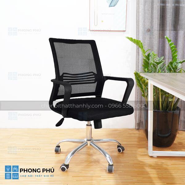 Sử dụng ghế lưới nhân viên mang đến những lợi thế nào ? - 2