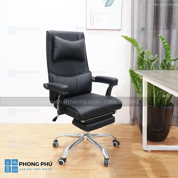 Ngắm nhìn những mẫu ghế xoay trưởng phòng hiện đại nhất - 2