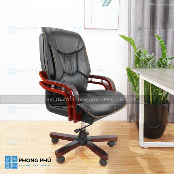 Ghế giám đốc | Mẫu ghế làm việc văn phòng cao cấp - 2