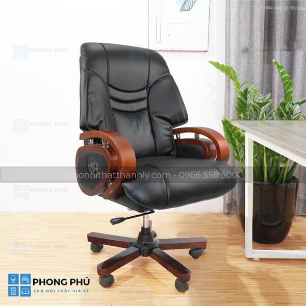 Ghế giám đốc | Mẫu ghế làm việc văn phòng cao cấp - 1