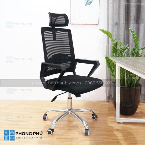 Ngắm nhìn những mẫu ghế xoay trưởng phòng hiện đại nhất - 1