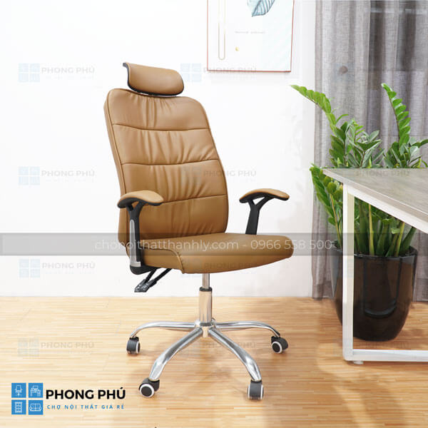 Ngắm nhìn những mẫu ghế xoay trưởng phòng hiện đại nhất