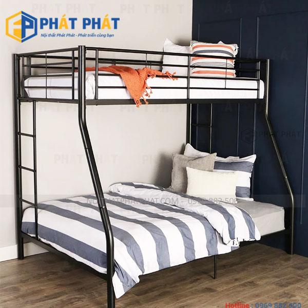 Những mẫu giường tầng sắt giá rẻ siêu chất lượng - 2