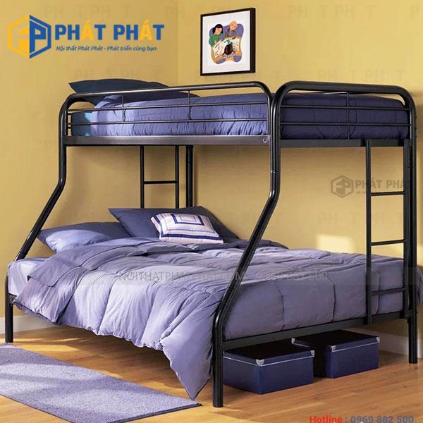 Những mẫu giường tầng sắt giá rẻ siêu chất lượng