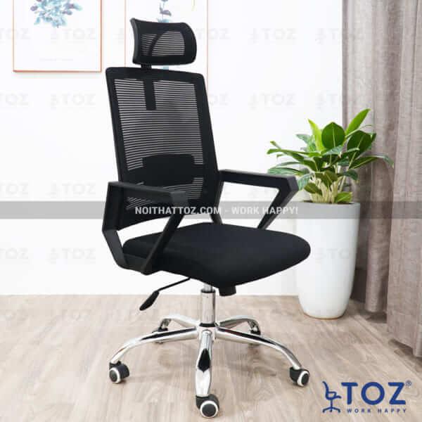 Những lí do nên ưu tiên chọn mua ghế lưới cho văn phòng
