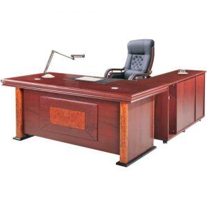 Chọn bàn giám đốc phù hợp cho sếp nữ, làm nổi bật uy quyền